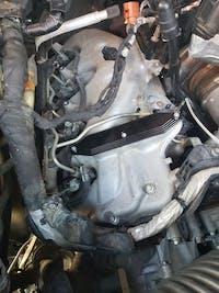SPELAB 2011-2019 Ford F250 F350 6.7L EGR Cooler Delete Kit Powerstroke Diesel