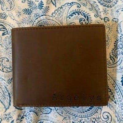 Abundance-Brown Classic Bifold