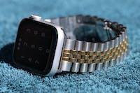 [Apple Watch] Jubilee Bracelet - Silver/Gold
