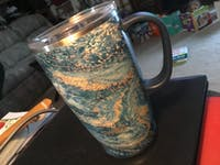 Starry Night Travel Mug (18oz)