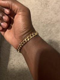 8MM Cuban Bracelet