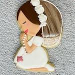 Praying Girl - Maria - Cutter