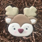 Kawaii  Reindeer Face - Cutter
