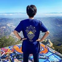 Lunar Cycle T-Shirt - Back Print