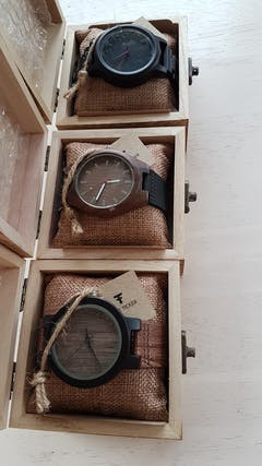 Caprea | Bamboo Watch | Wooden Watches UK