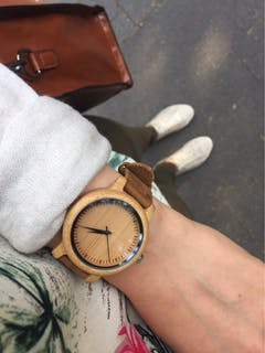 Moga | Bamboo Watch | Wooden Watches UK