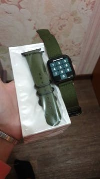 Bracelet Apple Watch <br/> NATO / OTAN