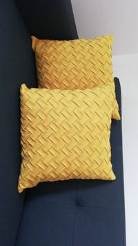 Lillie Braided Throw Pillow Cover