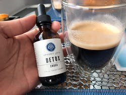 DETOX - Chaga Mushroom - Double Extracted Tincture