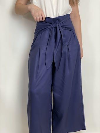 Phalla Wide Leg Tencel Pants