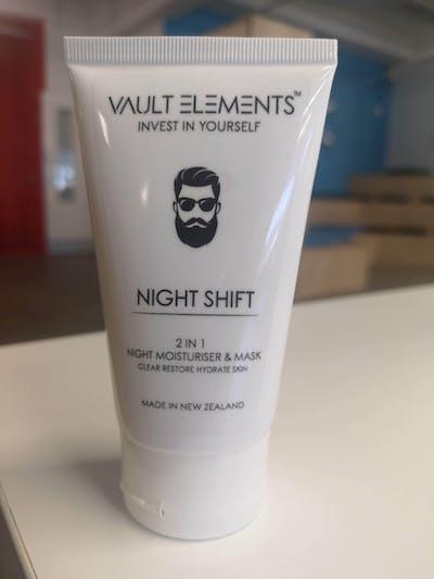 Night Shift- Gel Moisturiser