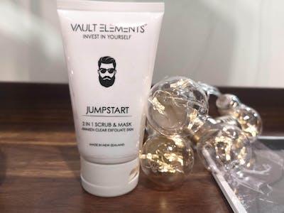 Jumpstart- Caffeine Scrub & Mask