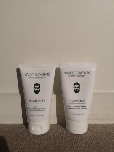 Simple Skin Kit- clear & moisturise