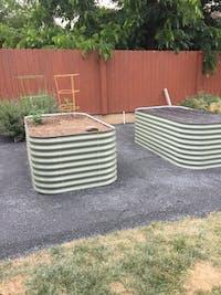 "32"" Extra Tall 9 In 1 Modular Raised Garden Bed Kit"