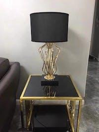 Meduza Table Lamp Black