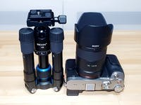 Lightweight Portable Flexible Mini Camera Tripod