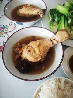 ZANE Cordyceps Emperor Chicken 580G   2 pax