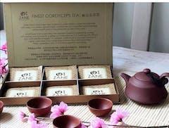 ZANE Finest Cordyceps Tea   6 sachets