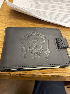 No Quarter Wallet